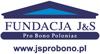 Logo Fundacji J&S