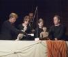 "Teatr Grodzki Junior - przy BSA Teatr Grodzki -  opiekun Maria Schejbal – spektakl ""Ludzie z wydm"""