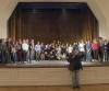 Na scenie laureaci II Przeglądu Twórczości Młodzieżowych Grup Teatralnych – WENA i aktorzy spektakli BSA Teatr Grodzki