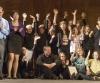 Hapennig, aktorzy grup szkolnych i BSA Teatr Grodzki