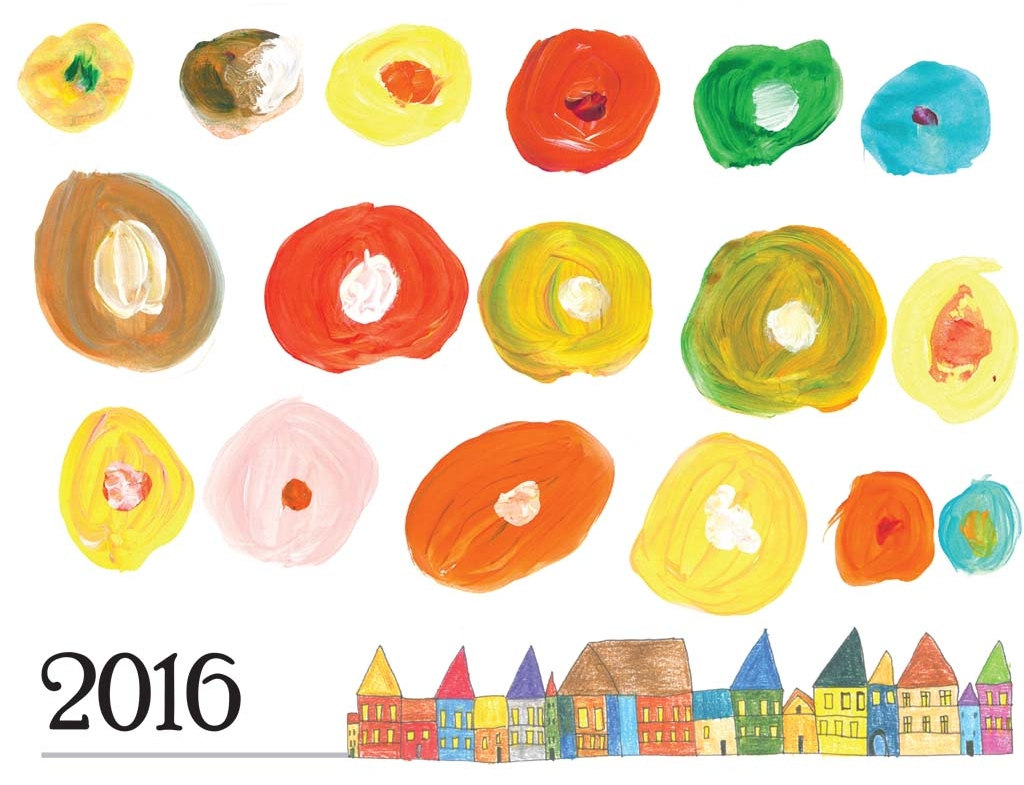 Kalendarz 2016 Teatr Grodzki